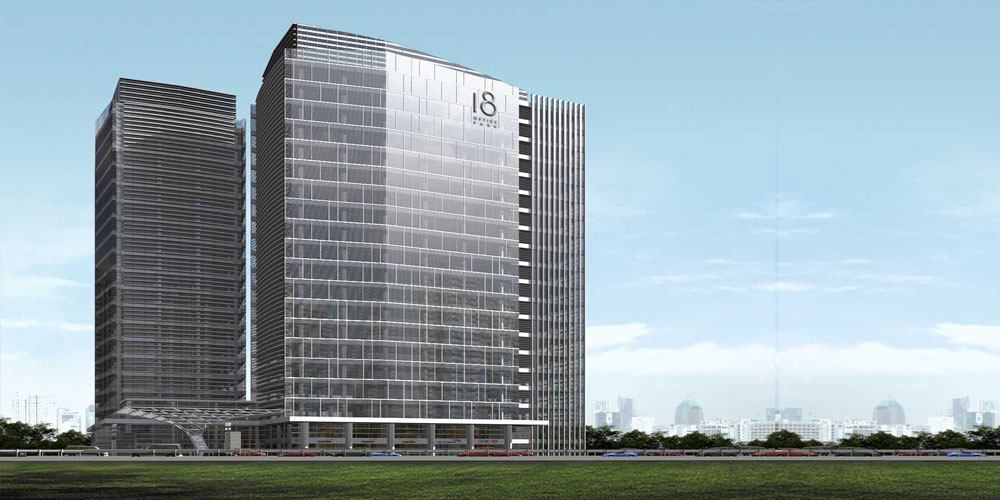 virtual office building
