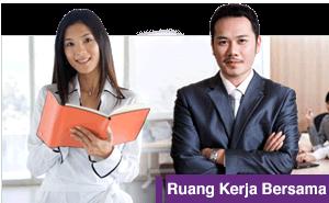 coworker Indonesia office people